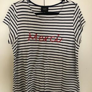 Tops - Merci Tee